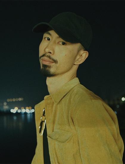 Rapper Đen Vâu. Ảnh: Đen.