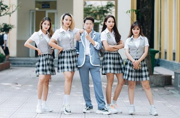 5 huấn luyện viên Kpop Dance For Youth 2019.