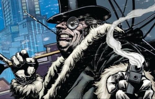 Penguin trong truyện tranh. Ảnh: DC.