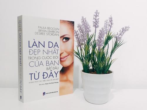 Ấn phẩm được dịch sang tiếng Việt chứa đựng những quan điểm riêng của nhóm tác giả về lĩnh vực làm đẹp.