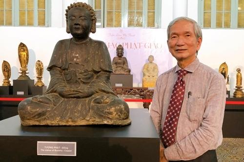 Nhà nghiên cứu Trần Đình Sơn.