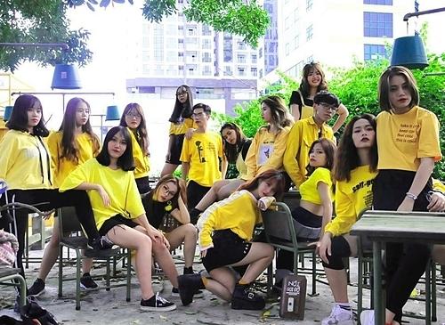 Step Up, Đại học Ngoại ngữ đã giành tấm vé tiếp theo vào vòng biểu diễn.
