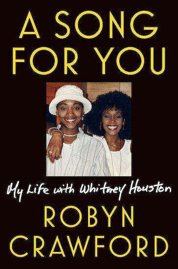 Cuốn tự truyện mới phát hành của Robyn Crawford.