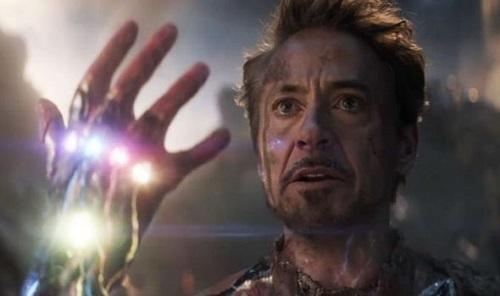 Robert Downey Jr. trong Avengers: Endgame. Ảnh: Disney.