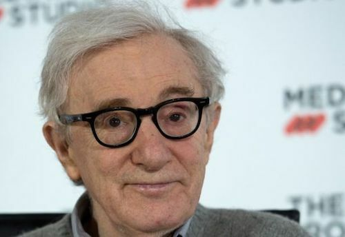Đạo diễn Woody Allen. Ảnh: AFP.