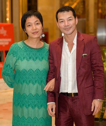 Đạo diễn Nguyễn Hoàng Điệp (trái) và Trần Bảo Sơn. Ảnh: BTC.