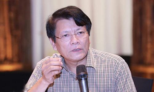 Ông Nguyễn Quang Vinh - Quyền Cục trưởng Nghệ thuật Biểu diễn - tại hội nghị. Ảnh: VN.