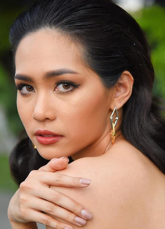 Nhan sắc tân Hoa hậu Quốc tế