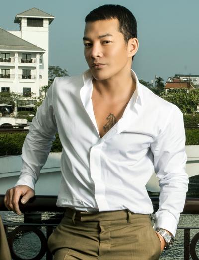 Diễn viên Trần Bảo Sơn. Ảnh: TBS.