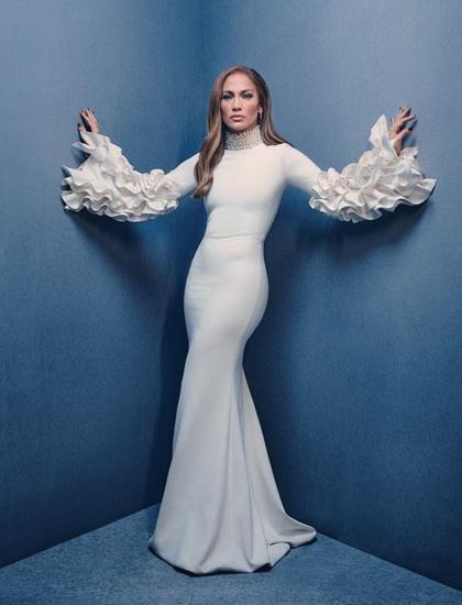 Nữ ca sĩ Jennifer Lopez. Ảnh: Hollywood Reporter.