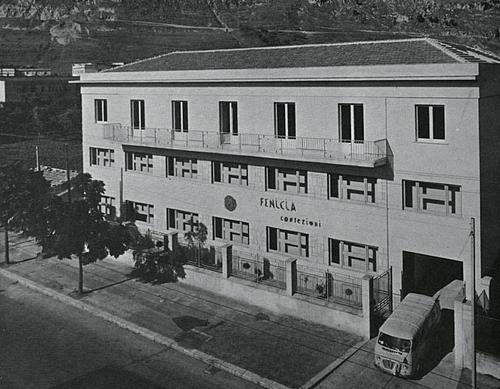 Nhà máy đầu tiên của thương hiệu.