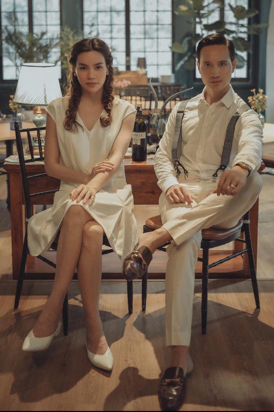 Kim Lý, Hà Hồ tái hiện cảnh phim 'Người tình'