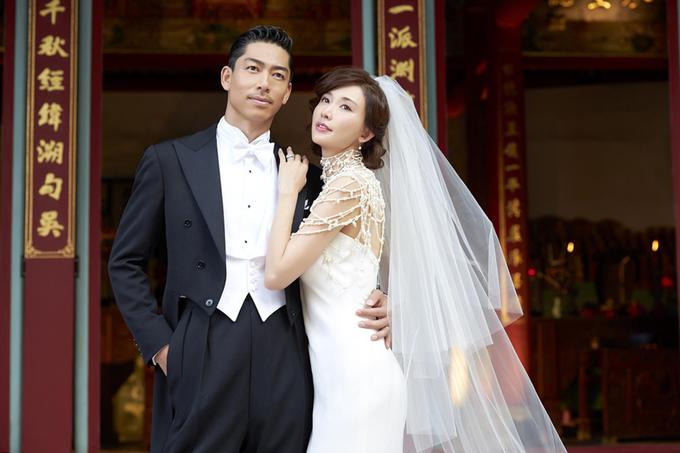 Đám cưới 'Bom sex' Lâm Chí Linh