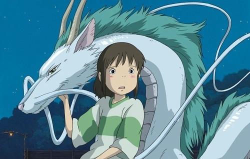 Spirited Away gây sốt thị trường Hoa ngữ vào tháng 6. Ảnh: Ghibli.