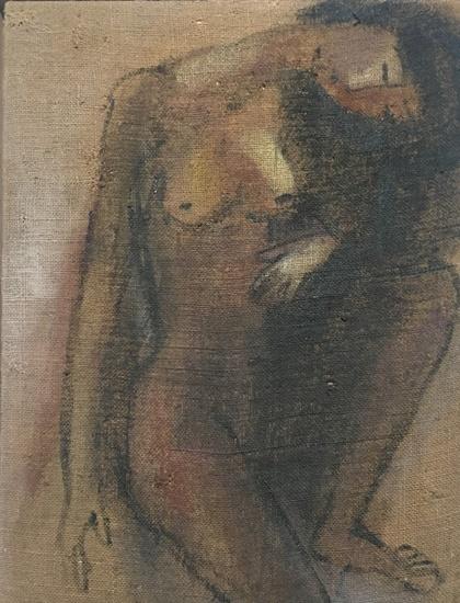 Thiếu nữ khoả thân 6 (1976).