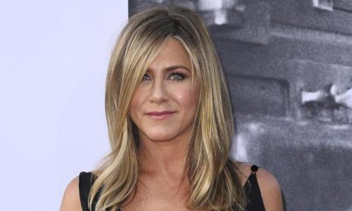 Jennifer Aniston ở tuổi 50. Ảnh: Style Magazine.