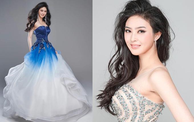 Đối thủ châu Á của Lương Thùy Linh tại Miss World