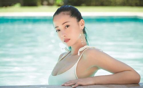 Diễn viên Erika Sawajiri. Ảnh: Bunshun.