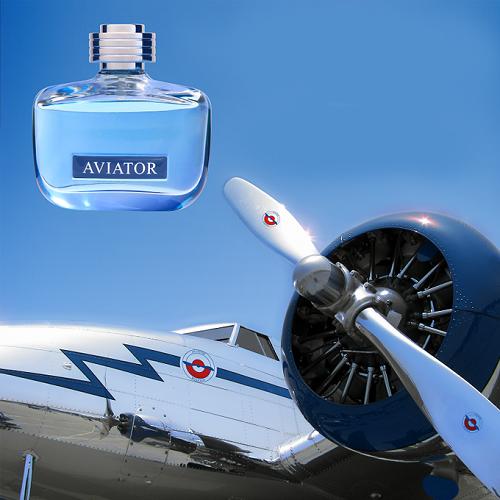 Nước hoa Pháp dành cho nam Aviator Authentic 100ml