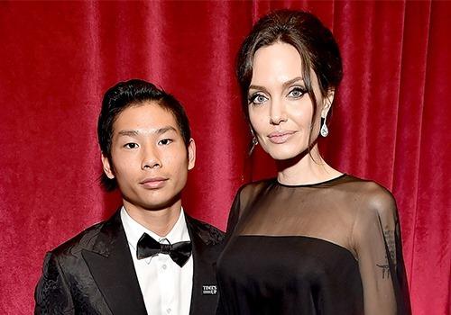 Angelina Jolie chuẩn bị tiệc sinh nhật Pax Thiên - 1
