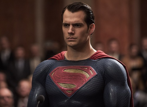 Henry Cavill trong Batman v Superman. Ảnh: Warner Bros.
