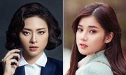 Dàn người đẹp tranh giải Bông Sen Vàng 2019