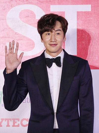 Tài tử Lee Kwang Soo.