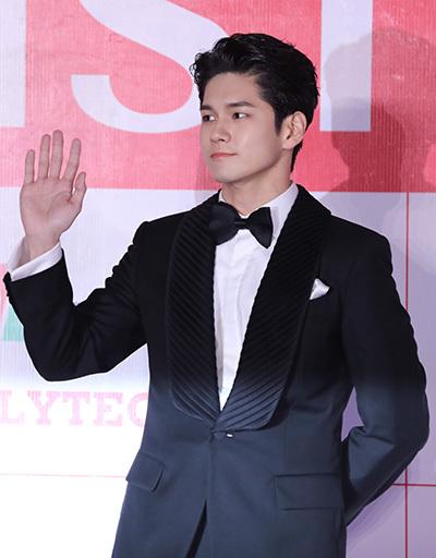 Diễn viên Ong Seung Woo.