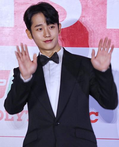 Jung Hae In - tài tử nổi đình đám nhờ phim Chị đẹp mua cơm ngon cho tôi.