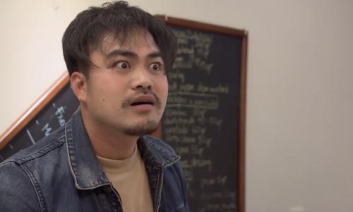 Trọng Hùng trong vai Khải phim Về nhà đi con. Ảnh: VFC.