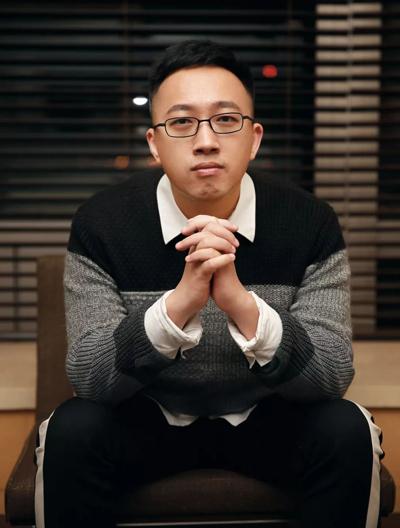 Vu Chính - nhà sản xuất quyền lực Trung Quốc. Ảnh: Maoyan.