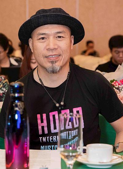 Huy Tuấn làm giám đốc âm nhạc của lễ hội. Ảnh: Hozo.