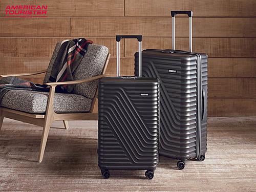 100 bộ sưu tập vali American Tourister được ưu đãi đồng giá1.199.000 đồng.
