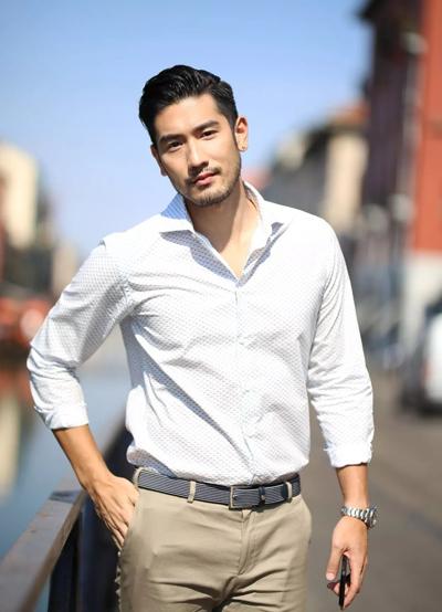 Diễn viên kiêm người mẫu Cao Dĩ Tường. Ảnh: Sina.