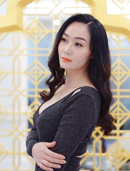 Quách Thu Phương trẻ trung ở tuổi 40. Ảnh:QTP.