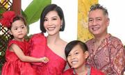 Vũ Cẩm Nhung tổ chức sinh nhật cho con gái