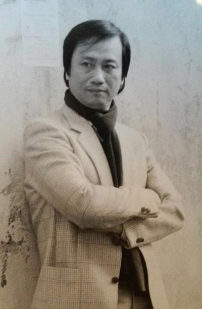 Nhạc sĩ Lam Phương. Ảnh gia đình cung cấp.