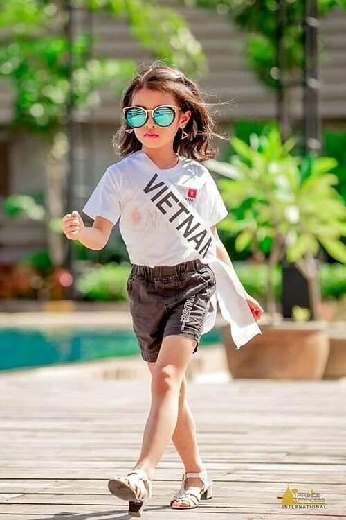Cô bé 6 tuổi đăng quang Mini Miss Asia Pacific - 1