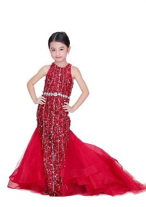 Cô bé 6 tuổi đăng quang Mini Miss Asia Pacific - 5