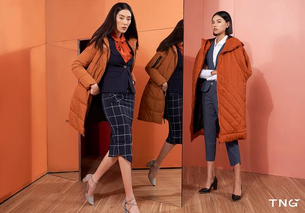 Trong thời gian qua, thương hiệu thời trang TNG Fashion đã đem đến nhiều sản phẩm Vest, Sơ mi, Jupe, được sản xuất từ chất liệu vải nano đến các khách hàng