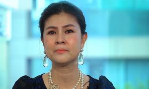 Kim Thư: 'Tôi vực dậy đời mình sau ly hôn'