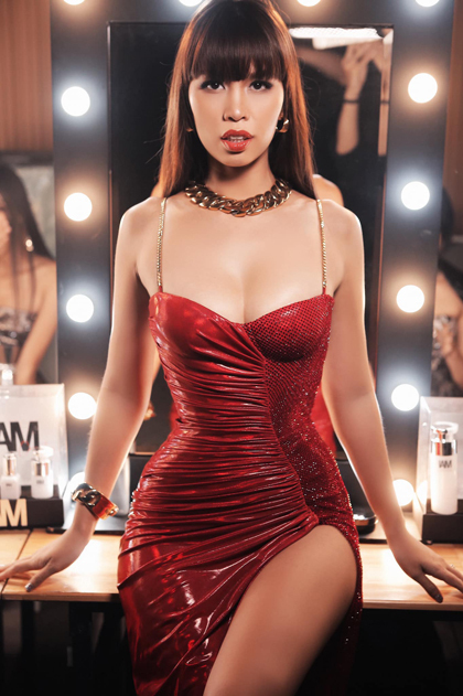 Bổ sung ảnh thảm đỏ show Chung Thanh Phong - 3