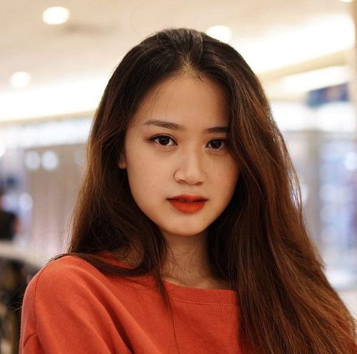 Hải Hà, sinh viên Học viện Ngân hàng.