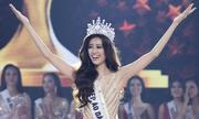 Khánh Vân đăng quang Hoa hậu Hoàn vũ Việt Nam 2019