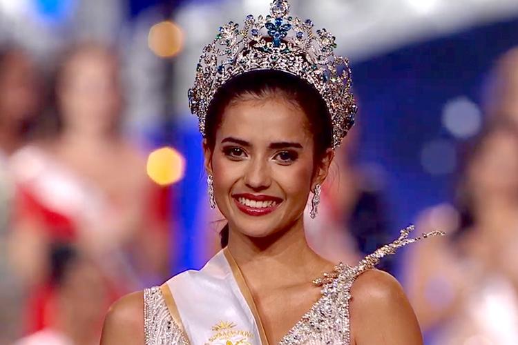 Anntonia Porsild - tân Hoa hậu Siêu quốc gia 2019. Ảnh: MS.