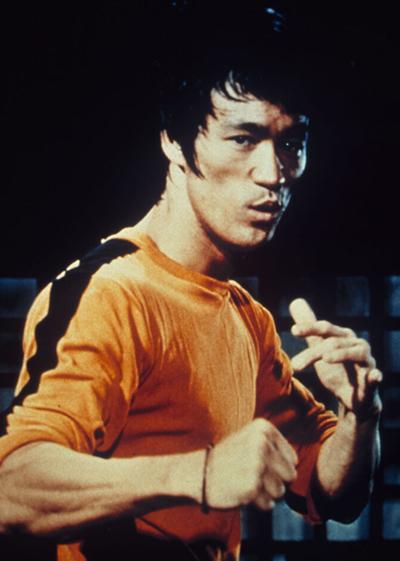 Võ sĩ, diễn viên Lý Tiểu Long. Ảnh: Mtime.