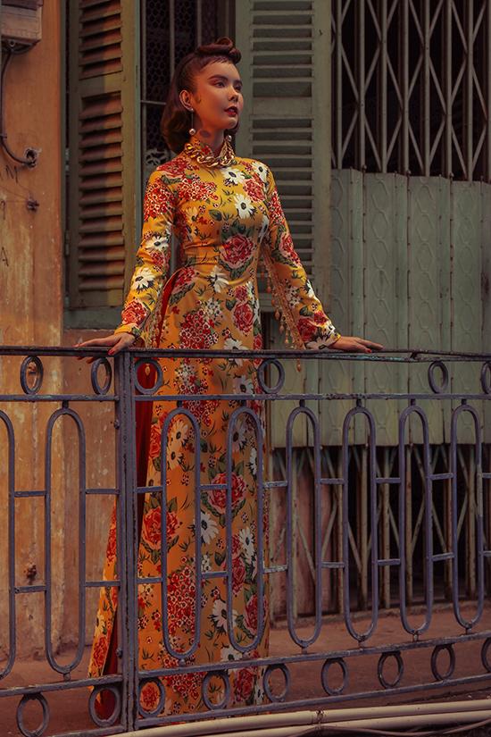 Dàn người mẫu hóa thiếu nữ Sài Gòn xưa