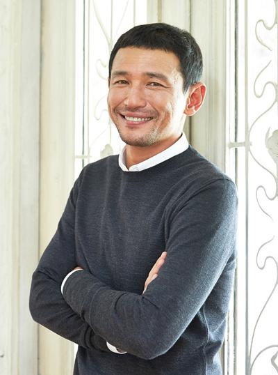 Hwang Jung Min xếp thứ chín, với phim
