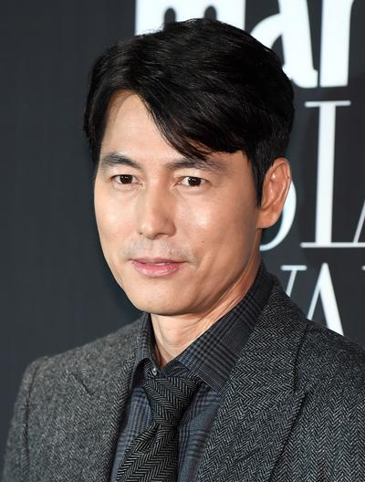 Jung Woo Sung xếp thứ bảy.