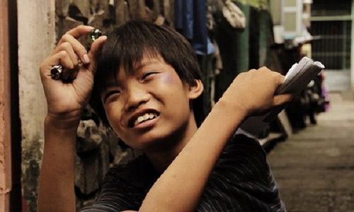 Một cảnh trong phim Ròm. Ảnh: HK.